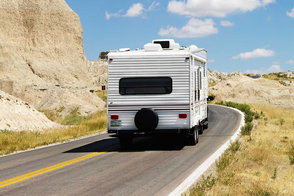 Washington RV insurance coverage